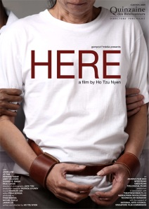 Here (2009) One Sheet