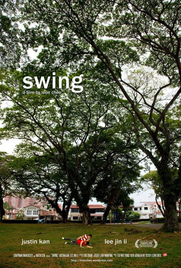 """""""Swing"""" One Sheet"""
