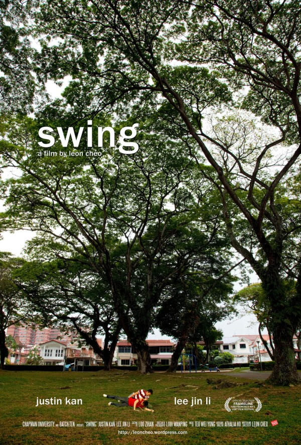 """Swing"" One Sheet"
