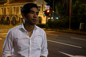 People Like Us - Still 2 - Irfan KASBAN as Ridzwan