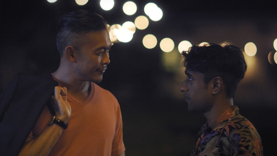 People Like Us - Still 7 - Steven LIM (L) and Hemant ASHOKA (R)