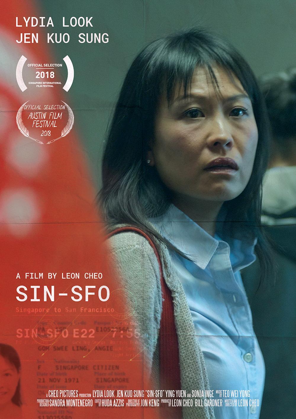 SIN-SFO Poster